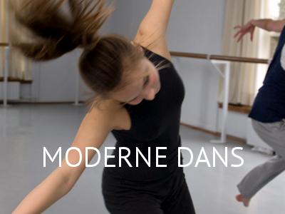 Lessen - Moderne dans - Balletstudio Marieke van der Heijden