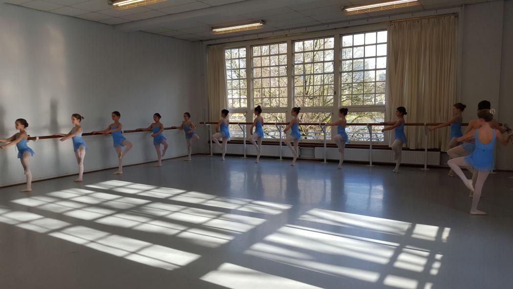 Klassiek ballet voor kinderen