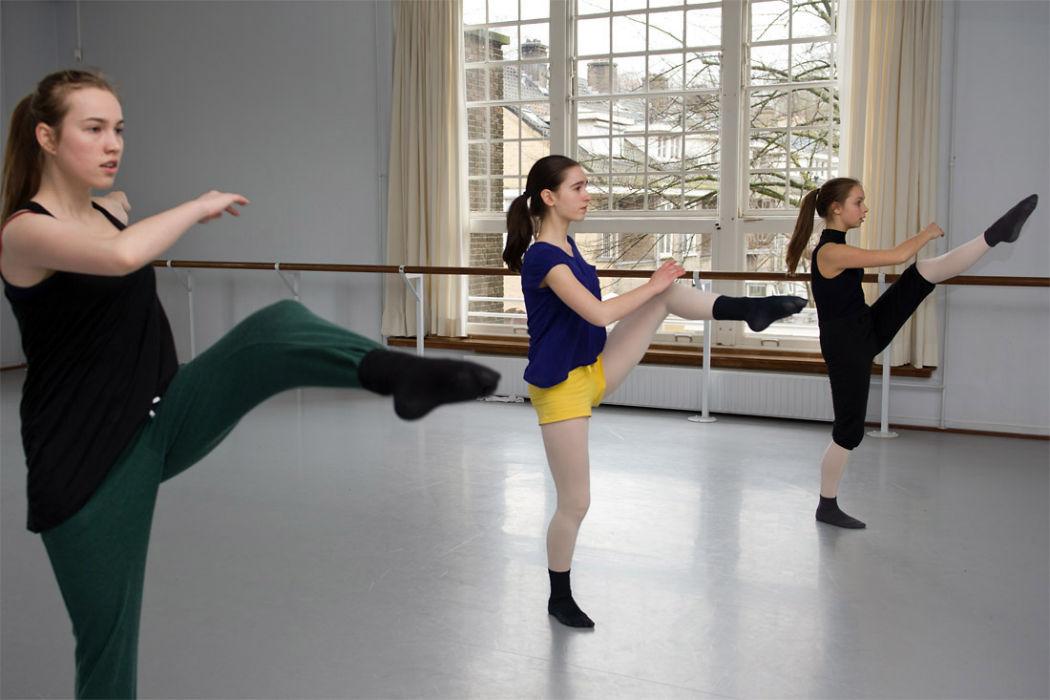 Moderne dans - Balletstudio Marieke van der Heijden - 2