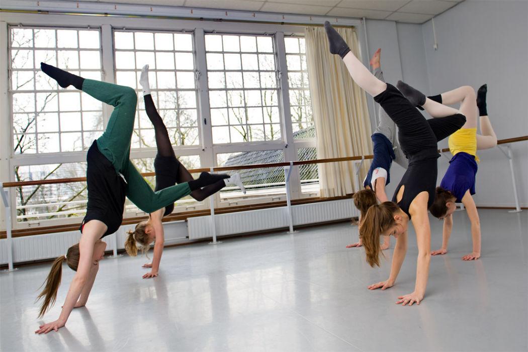 Moderne dans - Balletstudio Marieke van der Heijden - 3