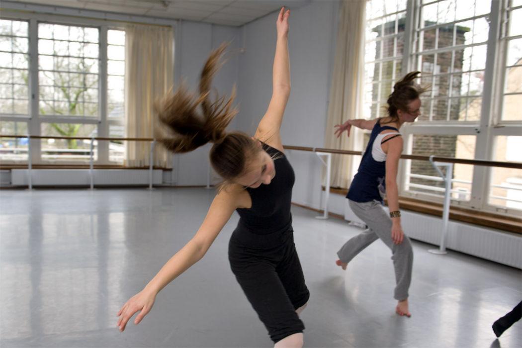 Moderne dans - Balletstudio Marieke van der Heijden - 4