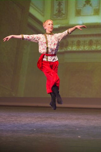 Snegurochka - Balletstudio Marieke van der Heijden