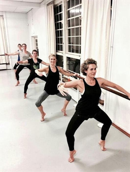 BarreConcept - Balletstudio Marieke van der Heijden