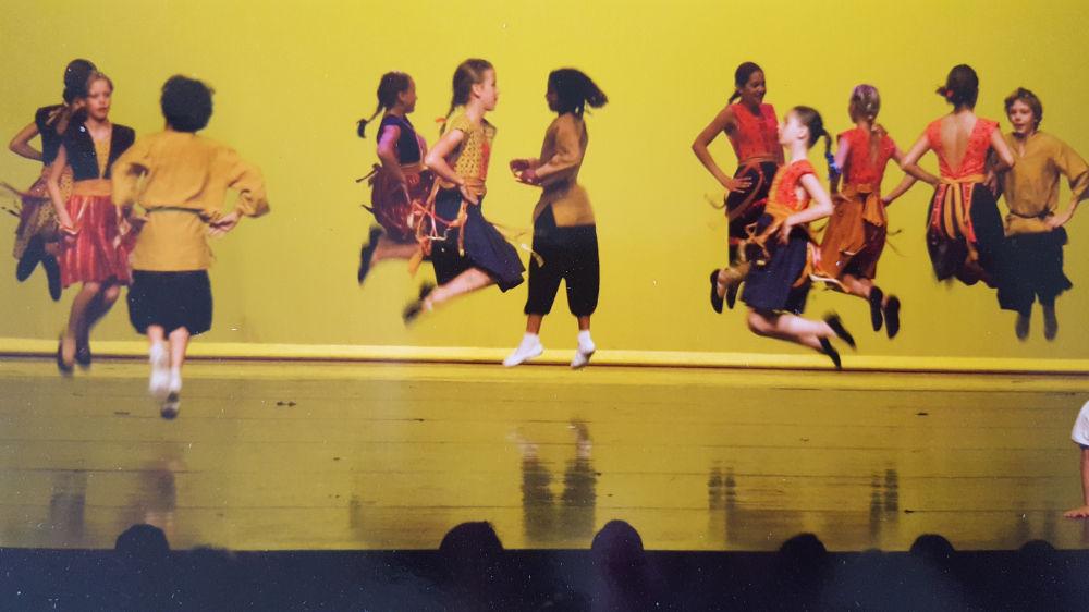 Mariaana's Parelkroon - Balletstudio Marieke van der Heijden